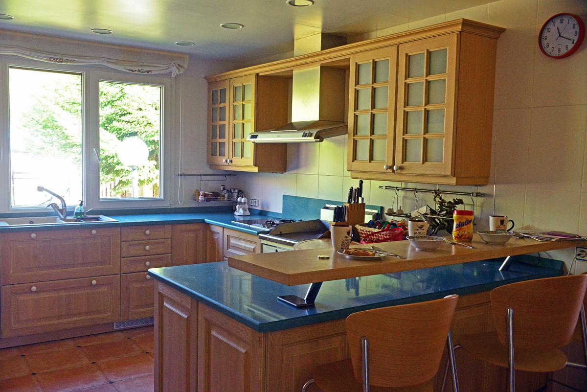 Alquiler de turismo en jaca junto ciudadela cocina la for La casa de las cocinas sevilla