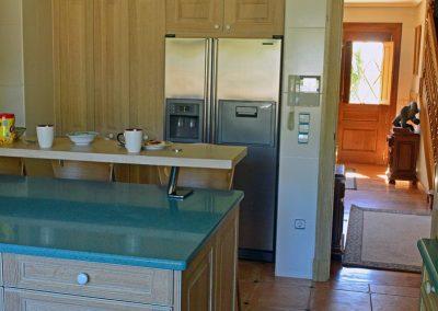 La Casa de Pico Collarada · Jaca  Cocina